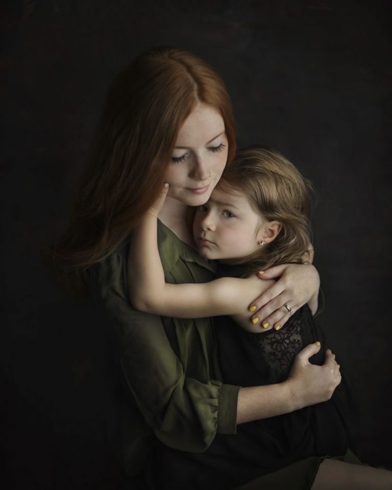 Mother and Child portrait Sessions.